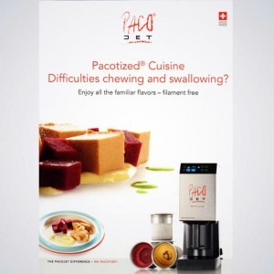 PACOJET CARE CATERING RECIPE BOOK