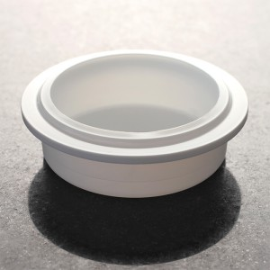 Green Pacojet Beaker Lids (pack of 10)
