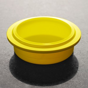 Red Pacojet Beaker Lids (pack of 10)